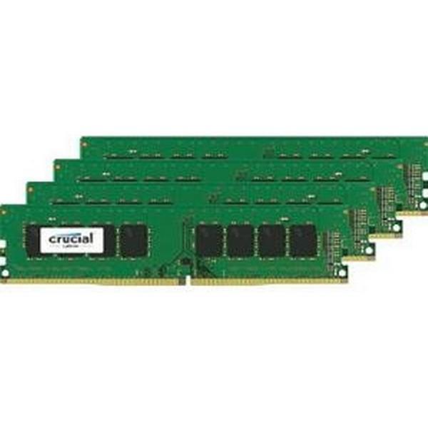 Crucial DDR4 2400MHz 4x16GB (CT4K16G4DFD824A)