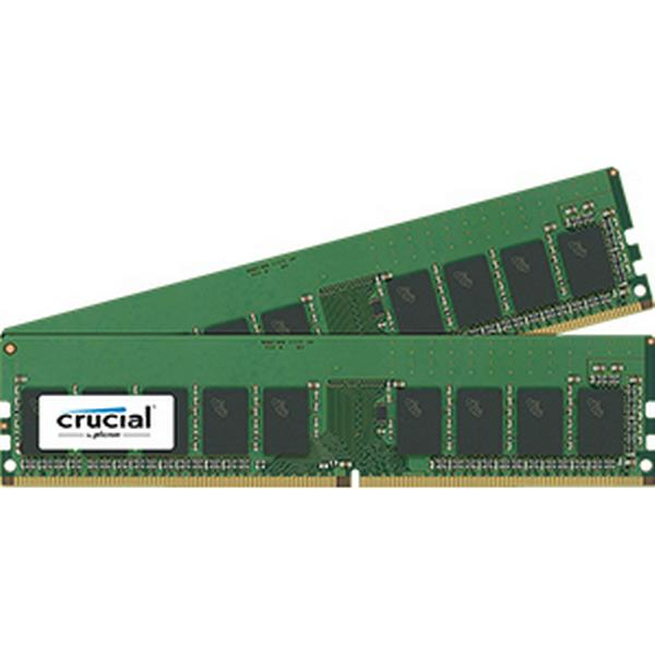 Crucial DDR4 2400MHz 2x8GB ECC (CT2K8G4WFS824A)