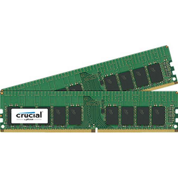 Crucial DDR4 2133MHz 2x16GB ECC (CT2K16G4WFD8213)