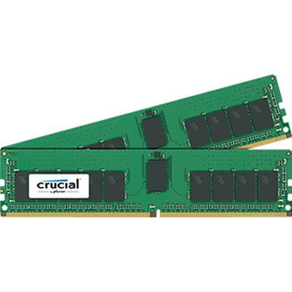 Crucial DDR4 2400MHz 2x16GB ECC Reg (CT2K16G4RFS424A)