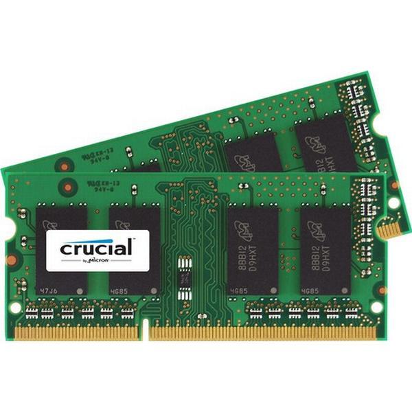 Crucial DDR3 1866MHz 2x4GB (CT2C4G3S186DJM)