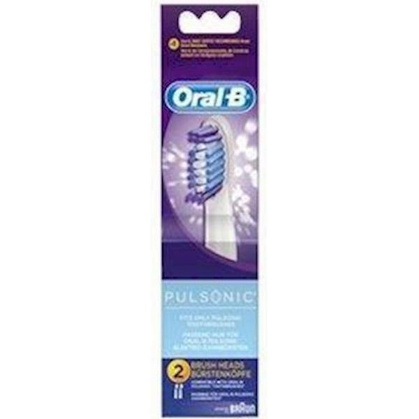 Oral-B Pulsonic 2-pack