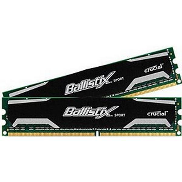 Crucial Ballistix Sport DDR3 1600MHz 2x2GB (BLS2CP2G3D1609DS1S00CEU)