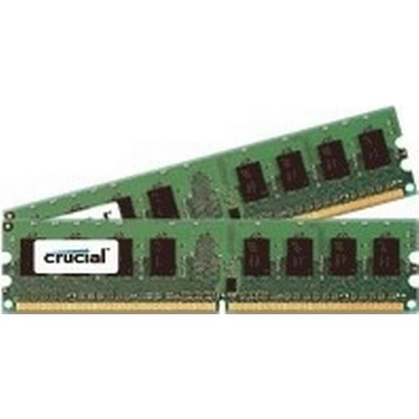 Crucial DDR2 667MHz 2x2GB ECC (CT2KIT25672AA667)