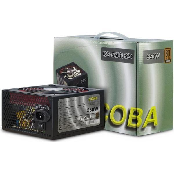 Inter-Tech CobaPower 550W