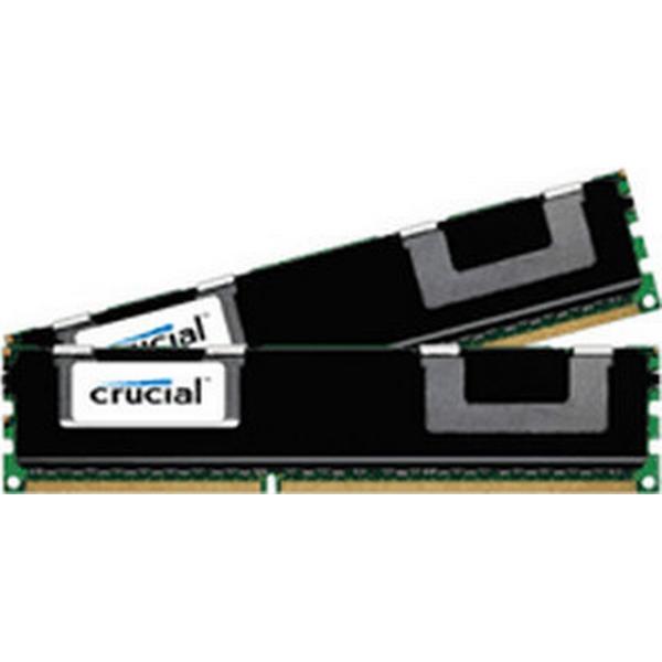 Crucial DDR3 1866MHz 2x16GB ECC Reg (CT2K16G3ERSDD4186D)