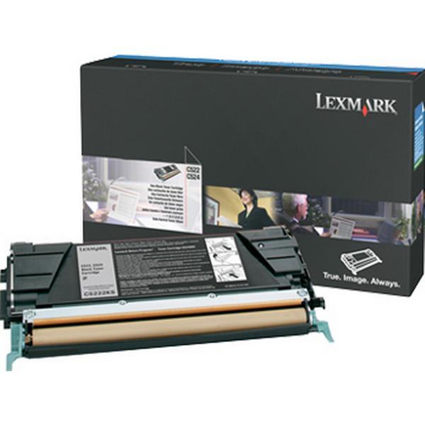 Lexmark (E462U31E) Original Toner Svart 18000 Sidor
