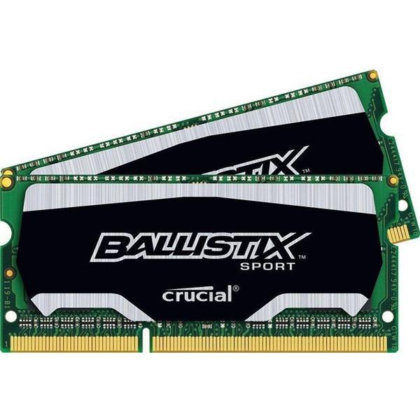 Crucial Ballistix Sport DDR3 1866MHz 2x4GB (BLS2C4G3N18AES4J)