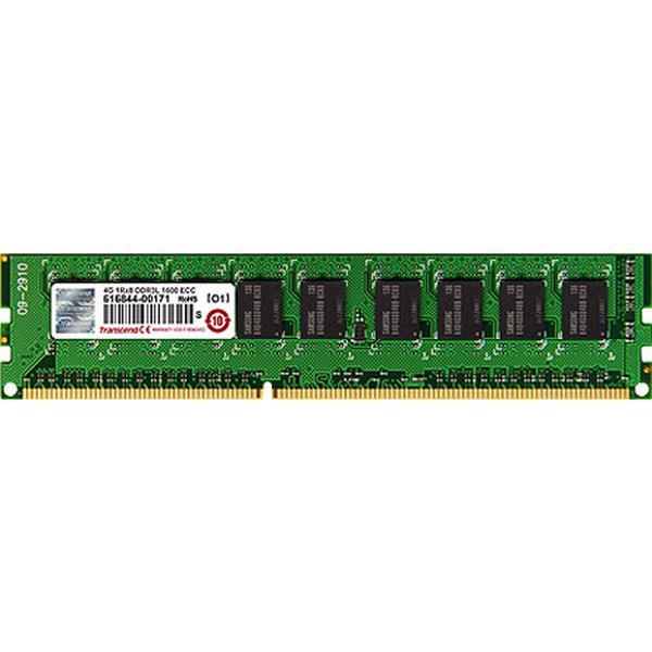 Transcend DDR3L 1600MHz 16GB ECC (TS2GLK72W6Q)
