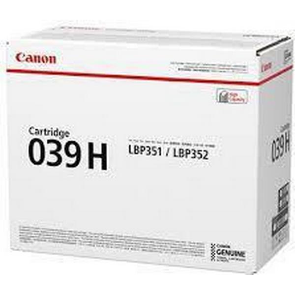 Canon (0288C001) Original Toner Svart 25000 Sidor