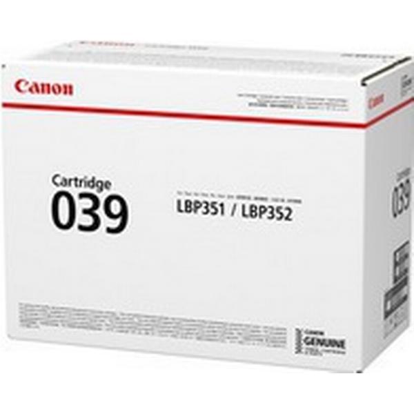 Canon (0287C001) Original Bläckpatron Svart 11000 Sidor