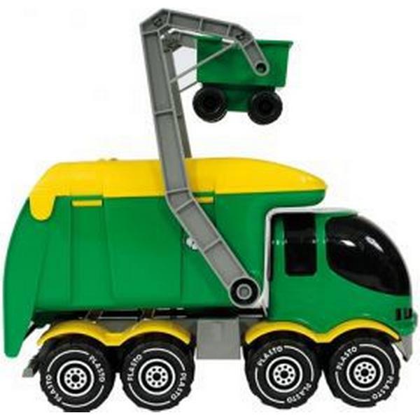 Plasto Carbage truck