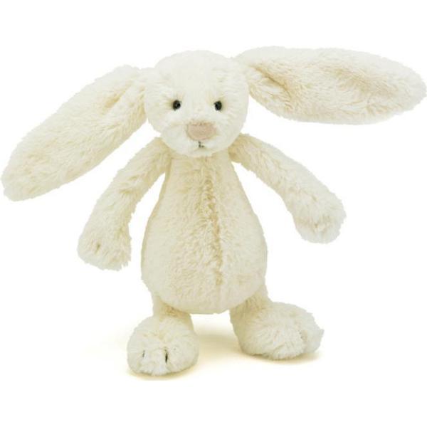 Jellycat Bashful Cream Bunny 18cm