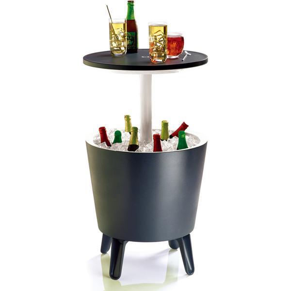 Keter Cool 49.5x49.5cm Bar Table