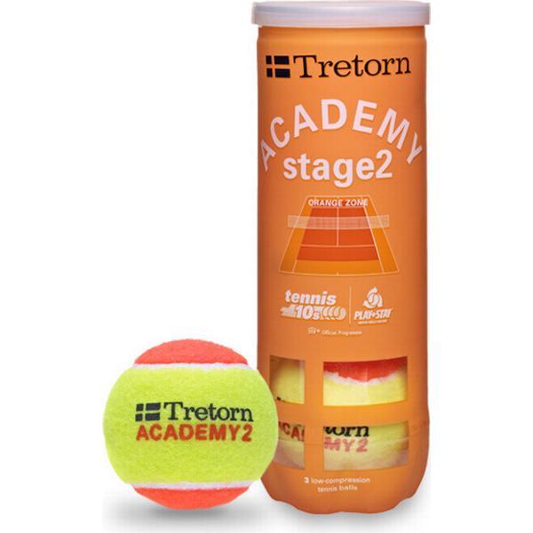 Tretorn Academy Orange Stage 2 1 Rör