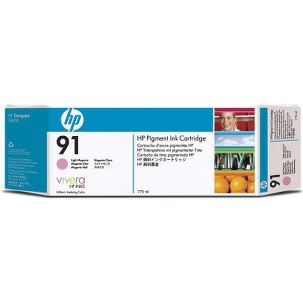HP (C9487A) Original Bläckpatron Ljusmagenta 775 ml