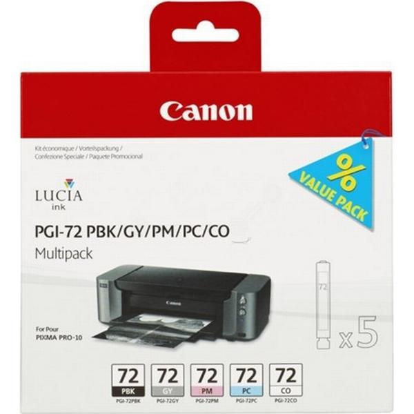 Canon (6403B007) Original Bläckpatron
