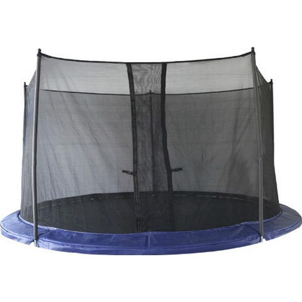 Millarco Trampoline with Edge Mat 399cm + Safety Net