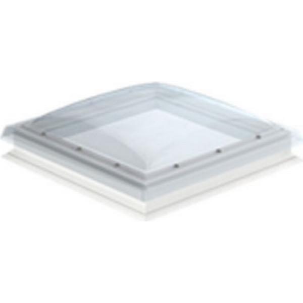 Velux S00A CFP 090120 PVC-U Ovenlys kuppel Bredde 90cm