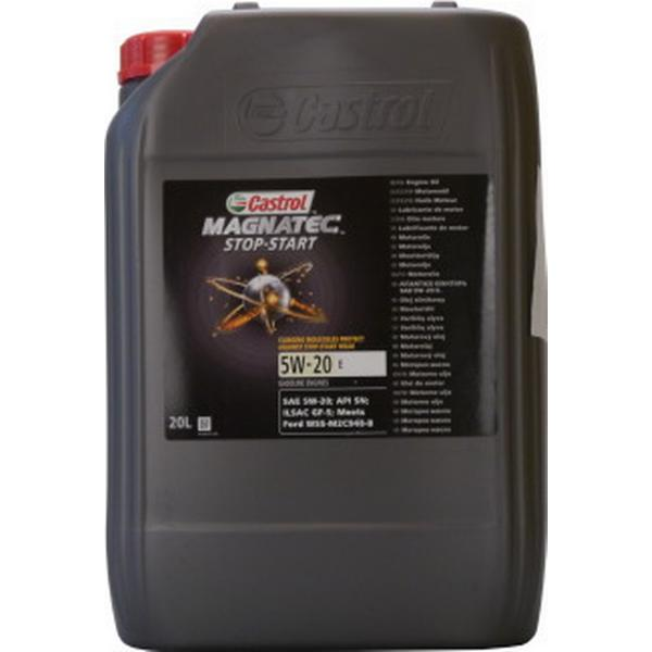 Castrol Magnatec Stop/Start Motor Oil
