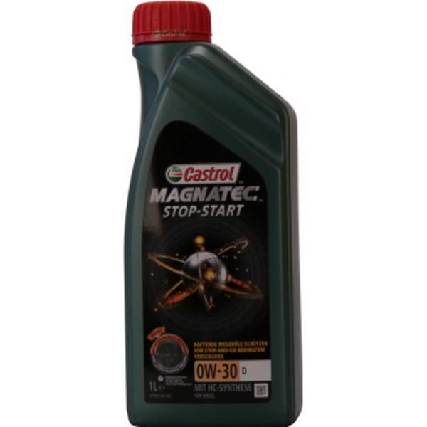 Castrol Magnatec Stop/Start 0W-30 D Motorolie