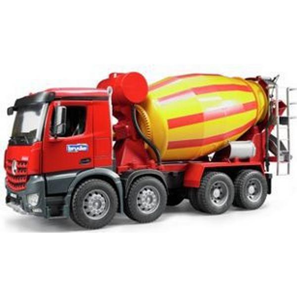 Bruder Mb Arocs Cementblander Truck 03654