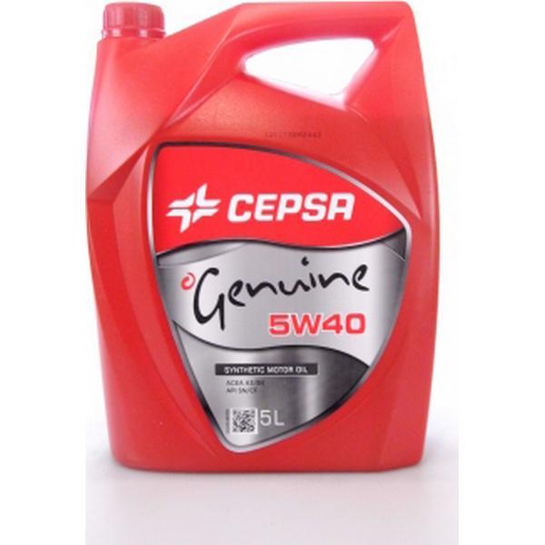 Cepsa Genuine 5W-40 Motorolie