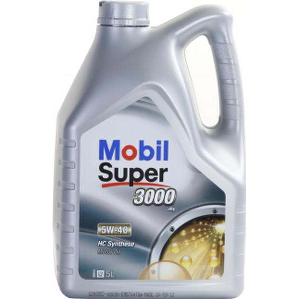 Mobil Super 3000 X1 5W-40 Motor Oil
