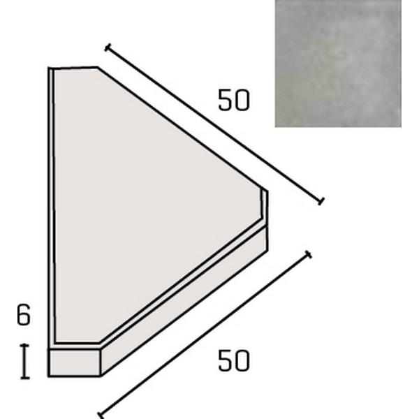 IBF Squareline 5891271 500x60x500mm