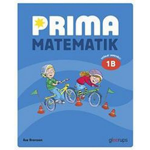 Prima Matematik 1B Grundbok 2:a uppl (Board book, 2014)