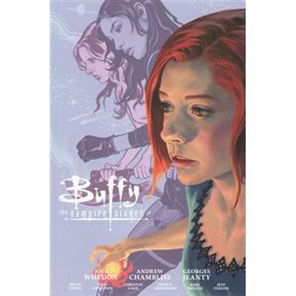 Buffy: Season Nine Library Edition Volume 2 (Inbunden, 2015)