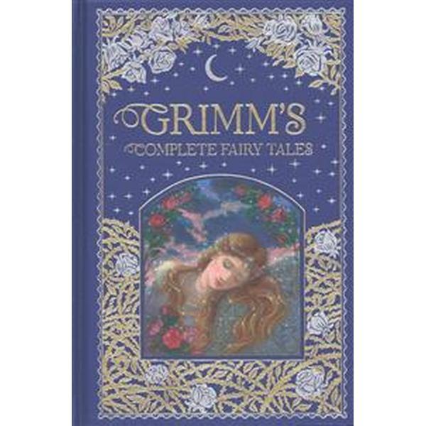 Grimms complete fairy tales (barnes & noble omnibus leatherbound classics) (Inbunden, 2015)