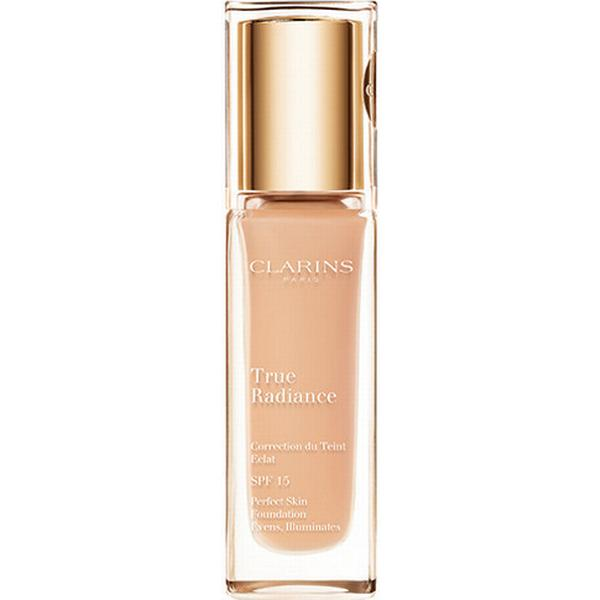 Clarins True Radiance Foundation SPF 15 #112 Amber