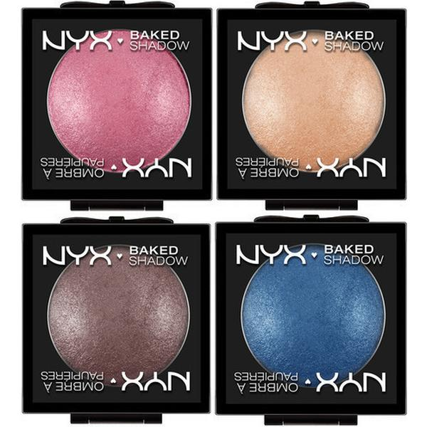 NYX Baked Eyeshadow Posh