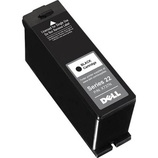 Dell (592-11327) Original Bläckpatron Svart 360 Sidor