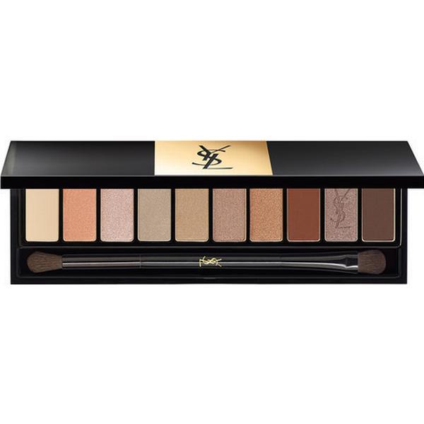 Yves Saint Laurent Full Couture Variation Eyeshadow Palette 2 Tuxedo Palette
