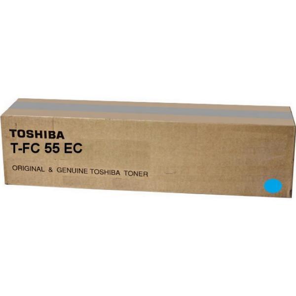 Toshiba (6AK00000114) Original Toner Cyan 26500 Sidor