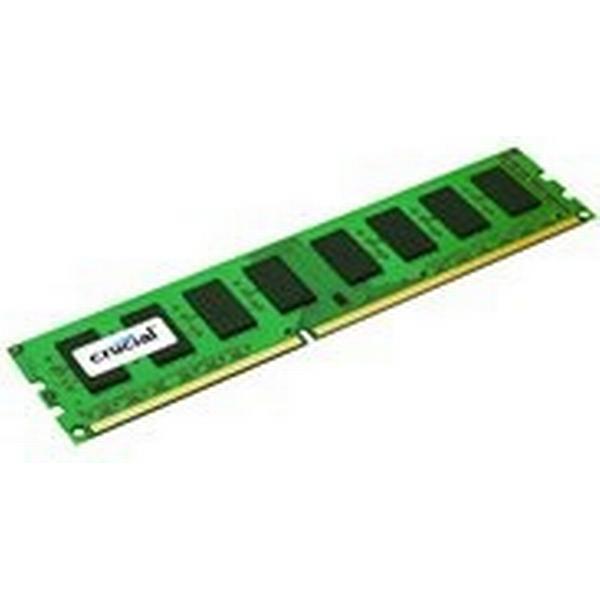 Crucial DDR3 1600MHz 8GB ECC (CT102472BD160B)
