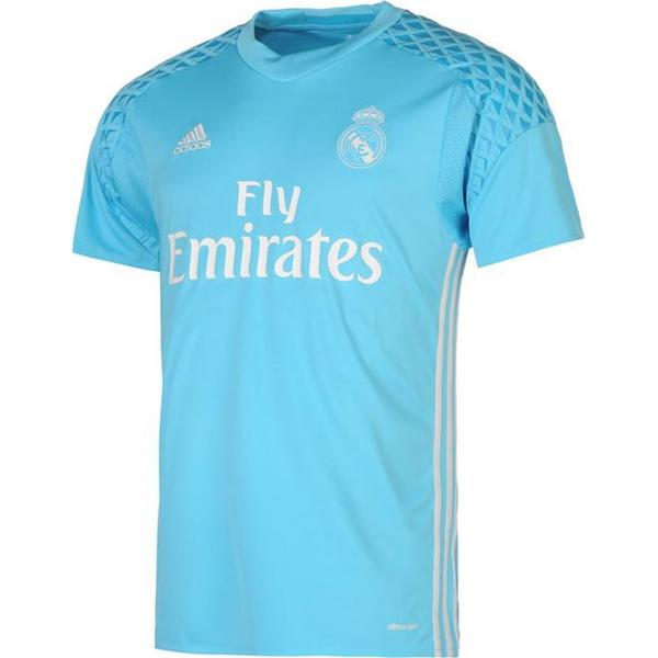 Adidas Real Madrid Home Goalkeeper Jersey 16/17 Sr