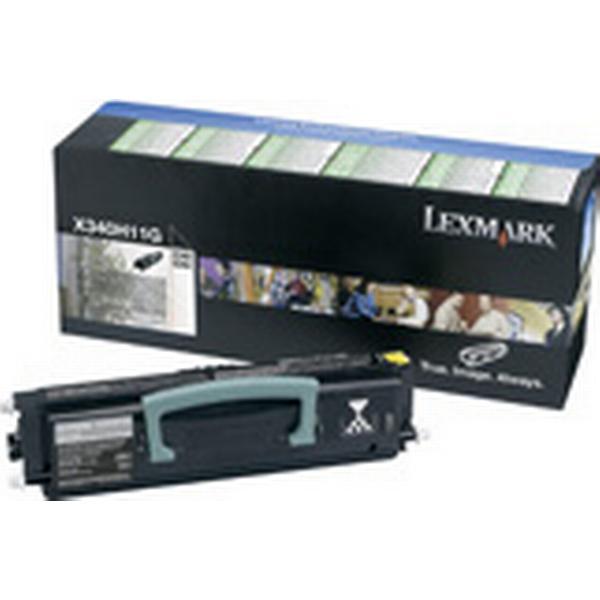 Lexmark (X340H11G) Original Toner Svart 6000 Sidor
