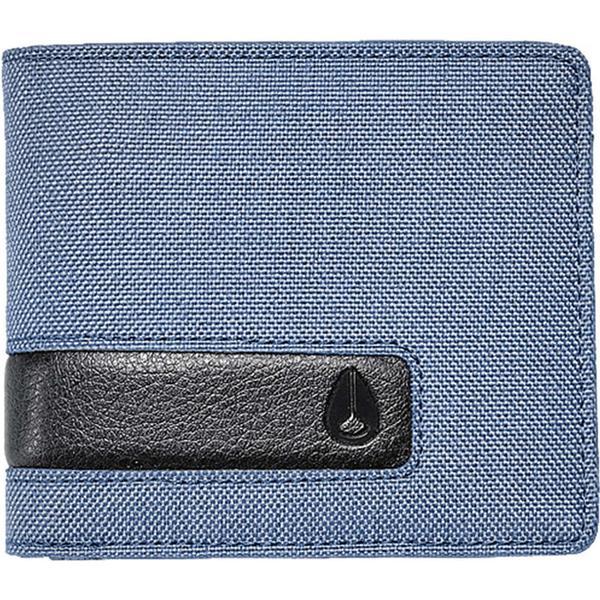 Nixon Showtime Bi Fold ID Zip Wallet