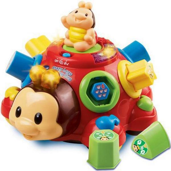 vtech baby  Vtech Baby Crazy Legs Learning Bug - Compare Prices - PriceRunner UK