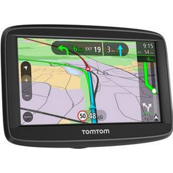 tomtom via 52 compare prices pricerunner uk. Black Bedroom Furniture Sets. Home Design Ideas