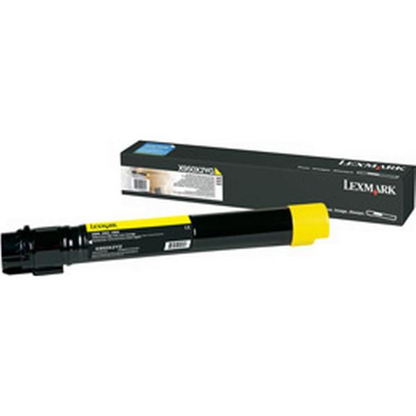Lexmark (X950X2YG) Original Toner Gul 22000 Sidor