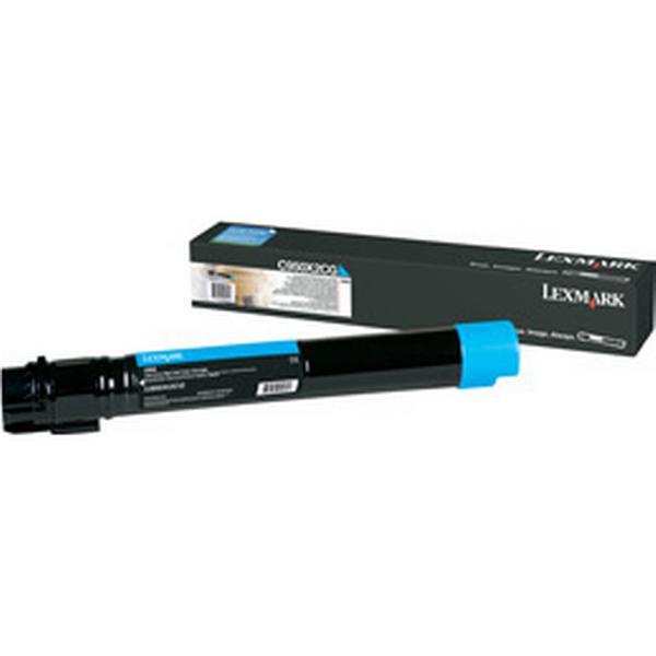 Lexmark (C950X2CG) Original Toner Cyan 24000 Sidor