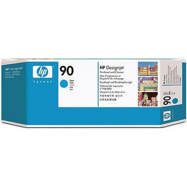 HP (C5055A) Original Skrivhuvud Cyan