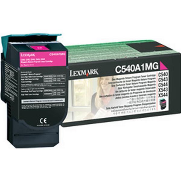 Lexmark (C540A1MG) Original Toner Magenta 1000 Sidor