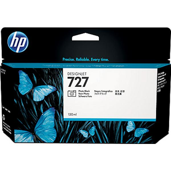 HP B3P23A Svart Bläckpatron 130 ml