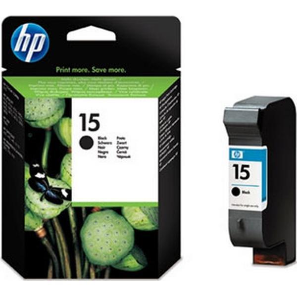 HP (C6615DE) Original Bläckpatron Svart 28 ml