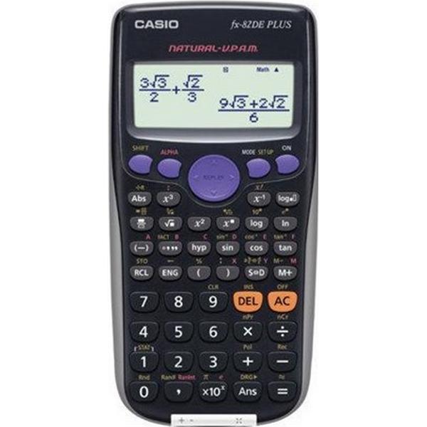 Casio FX-82DE Plus